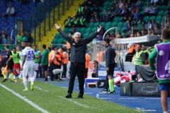 Reactia lui Sumudica dupa infrangerea echipei sale cu Galatasaray: Eu nu sunt Zidane
