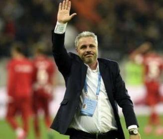 Reactia lui Sumudica dupa victoria Astrei din Europa League: Ce spune despre negocierile cu Dinamo