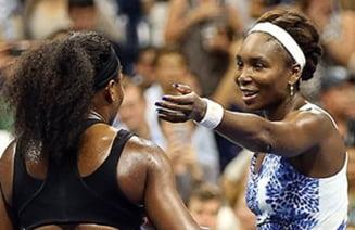 Reactia lui Venus Williams dupa infrangerea cu Serena - ce i-a spus surorii sale