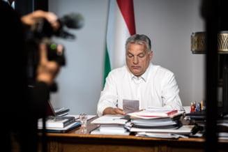 Reactia lui Viktor Orban la atacul lui Iohannis: Asa ceva nu am auzit venind din Romania nici macar in cele mai tulburi perioade antidemocratice