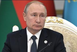 Reactia lui Vladimir Putin dupa ce Rusia a fost exclusa de la Jocurile Olimpice si Cupa Mondiala