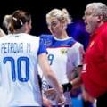Reactia lui Yevgeni Trefilov dupa victoria Rusiei din semifinala cu Romania de la Europeanul de handbal feminin