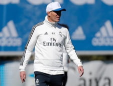 Reactia lui Zidane dupa ce Real Madrid a suferit o noua infrangere in Primera Division