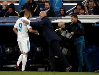 Reactia lui Zidane dupa un start foarte slab de sezon pentru Real Madrid