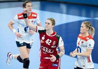 Reactia maghiarelor dupa umilinta cu Norvegia de la Campionatul European de handbal feminin
