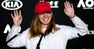 Reactia neasteptata a Simonei Halep dupa ce si-a aflat prima adversara de la Australian Open
