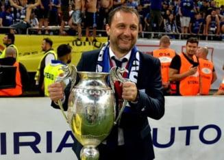 Reactia neasteptata a patronului de la U Craiova dupa schimbarea antrenorului