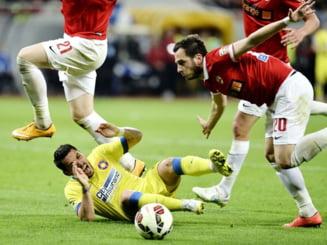 Reactia oficiala a Stelei dupa acuzatiile de blat la derbiul cu Dinamo