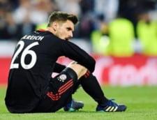 Reactia portarului lui Bayern Munchen dupa gafa uriasa din meciul cu Real Madrid
