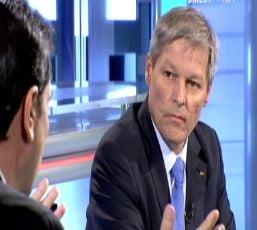 Reactia premierului Dacian Ciolos dupa demisiile in masa de la Spitalul Floreasca