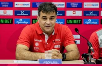 Reactia selectionerului Ambros Martin dupa victoria superba obtinuta de Romania in meciul cu Norvegia