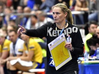 Reactia selectionerului Olandei dupa victoria cu Romania, de la Campionatul European de handbal feminin