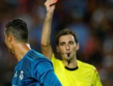 Reactia vehementa a lui Cristiano Ronaldo dupa suspendarea drastica primita in Spania