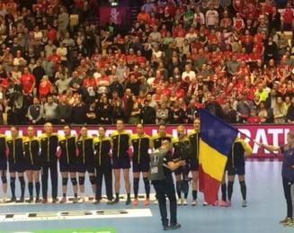 Reactie de zile mari dupa victoria splendida a nationalei de handbal: Romania e cea mai buna din Europa!
