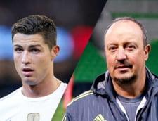 Reactie dura a lui Cristiano Ronaldo, la adresa lui Rafa Benitez: Am pierdut timpul cu el