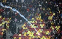 """Reactie dura a sefului FRF dupa incidentele grave de la Romania - Ungaria: """"Vor plati!"""""""