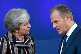 Reactie dura de la Bruxelles: Uniunea Europeana nu va renegocia Brexitul. Marea Britanie poate pleca si fara acord