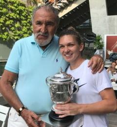 Reactie emotionanta a lui Tiriac dupa victoria Simonei Halep de la Roland Garros: Moment unic pentru cel mai bogat roman