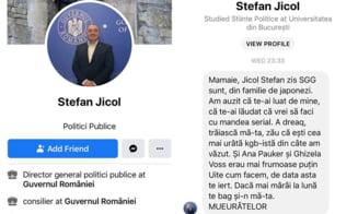 Reactie marlaneasca a unui demnitar PNL la un demers gazetaresc