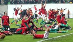 Reactie neasteptata a unui roman de nationala dupa calificarea Ungariei la Euro 2016: Bravo lor!