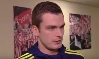 Reactie revoltatoare a fotbalistului condamnat pentru ca a ademenit o minora