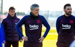 """Reactie sincera a noului antrenor al Barcelonei: """"Ieri ma plimbam pe langa vaci, azi antrenez cei mai buni jucatori din lume"""""""