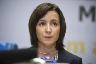 Reactii din Romania la schimbarile politice din Republica Moldova