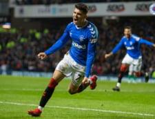 Reactii din presa din Marea Britanie dupa primul gol reusit de Ianis Hagi pentru Rangers: Iata ce scriu BBC si The Guardian