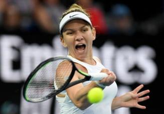 Reactii din presa internationala dupa calificarea Simonei Halep in optimile de finala de la Australian Open