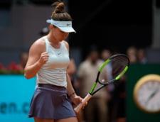 Reactii din presa internationala dupa calificarea Simonei Halep in semifinale la Madrid: Iata ce scriu BBC, L'Equipe si WTA