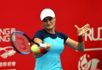 Reactii din presa internationala dupa ce Monica Niculescu a spulberat-o pe Jelena Ostapenko