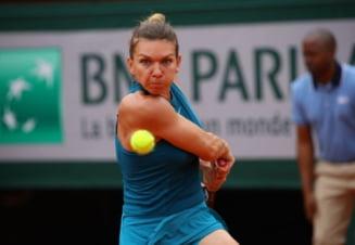 Reactii din presa internationala dupa ce Simona Halep s-a calificat in finala Roland Garros