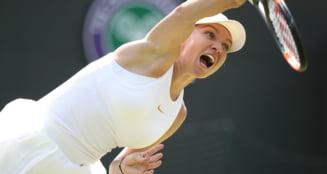 Reactii din presa internationala dupa eliminarea Simonei Halep de la Wimbledon