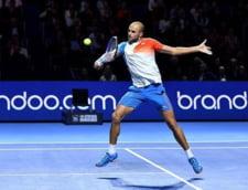 Reactii din presa internationala dupa finala dintre Roger Federer si Marius Copil la Basel