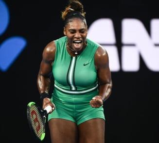 Reactii din presa internationala dupa meciul superb dintre Simona Halep si Serena Williams de la Australian Open