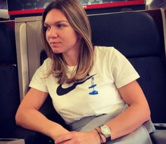 Reactii din presa internationala dupa retragerea Simonei Halep de la Turneul Campioanelor