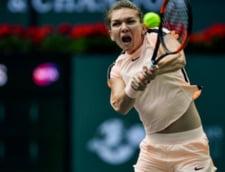 Reactii din presa internationala dupa victoria dificila a Simonei Halep in sferturi la Indian Wells