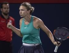 Reactii din presa internationala dupa victoria entuziasmanta a Simonei Halep din semifinalele Rogers Cup
