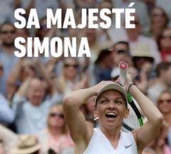 Reactii din presa internationala dupa victoria fantastica a Simonei Halep de la Wimbledon: Iata ce scriu L'Equipe, BBC si The Guardian