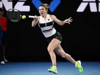 Reactii din presa internationala dupa victoria grea obtinuta de Simona Halep la Australian Open