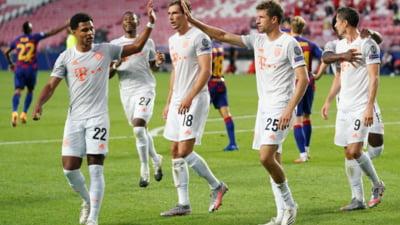 """Reactii dupa Barcelona - Bayern 2-8: """"Este doar un meci. Urmatorul incepe de la 0-0"""""""
