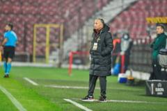 Reactii dupa CFR Cluj - UTA 0 - 1. Dan Petrescu: Am pierdut din cauza ghinionului. E ingrijorator, alarmant