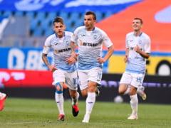 """Reactii dupa Craiova - Botosani 2-1, Nistor: """"Am dat gol pentru 7 ani de la casatorie, Croitoru: """"Am avut oferte, dar familia m-a convins sa raman la Botosani"""""""