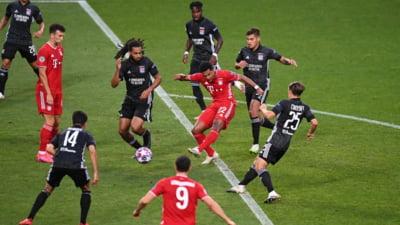 """Reactii dupa Lyon - Bayern 0-3: """"Putem fi mandri de parcursul nostru si de meciul cu Bayern. Scorul nu reflecta jocul"""""""