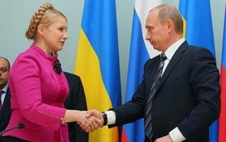 Reactii dupa esecul acordului UE-Ucraina: Timosenko e furioasa, Putin considera ca UE santajeaza Kievul