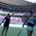 Reactii dupa finala pierduta de Begu si Niculescu in China. Discurs superb al legendarei Martina Hingis