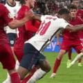 """Reactii in lant dupa penalty-ul scandalos de la Anglia - Danemarca. Glumele italienilor, pozitia lui Mourinho si afirmatia """"trisorului"""" Sterling"""