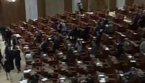 Reactii la amenintarea lui Ponta privind suspendarea presedintelui Basescu