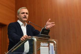 """Reactii la condamnarea lui Dragnea: Iohannis si Opozitia ii cer demisia, ai lui fie n-au aflat, fie ataca """"justitia politica"""""""