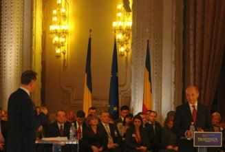 Reactii la confruntarea finala Basescu - Geoana